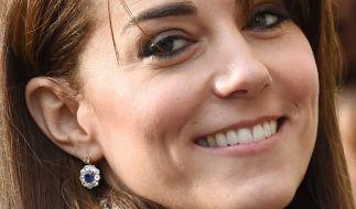 Gerüchten zufolge soll Herzogin Kate Baby Nr. 3 erwarten. (Foto)