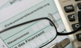 Gesamtpaket zur Steuerentlastung auf dem Weg (Foto)