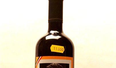 1997 verkauften geschäftsfreudige Weinhersteller Rotwein mit der Aufschrift «Führerwein - Schwarzer Tafelwein» im Adria-Badeort Jesolo für 11.000 Lire pro Flasche. (Foto)