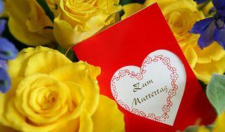 Geschenke-Tipps zum Muttertag (Foto)