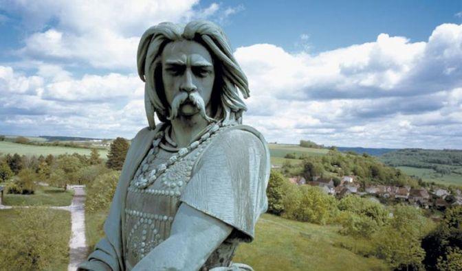 Geschichtspark zeigt Cäsars Sieg über die Gallier (Foto)