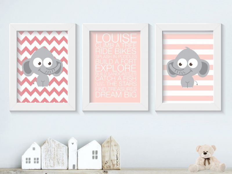 stickerkid so bekommt das kinderzimmer eine pers nliche note. Black Bedroom Furniture Sets. Home Design Ideas
