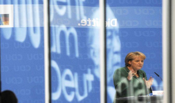 Gesucht: eine Überschrift für die Koalition (Foto)