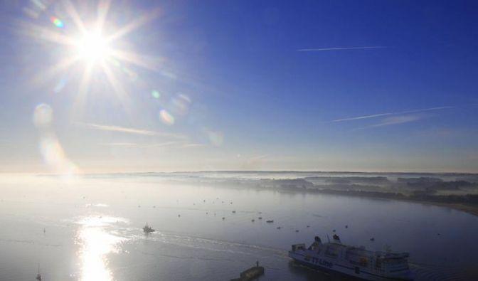 Gesundheitscheck: Deutschen Meeren geht es halbwegs gut (Foto)