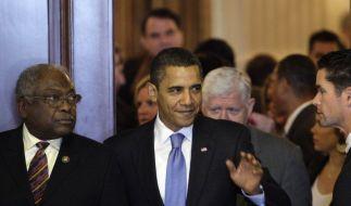 Gesundheitsreform Obama (Foto)