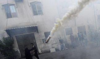 Gewalt in Bahrain (Foto)