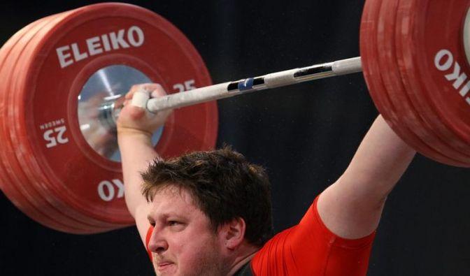 Gewichtheber kämpfen um Olympiatickets (Foto)