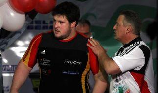Gewichtheber mit Bammel vor Olympia-Loch zur WM (Foto)