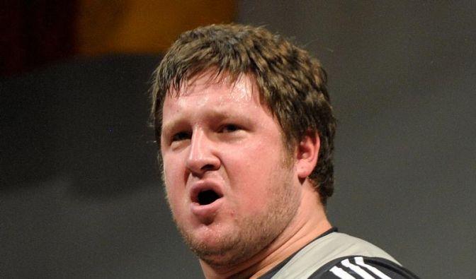 Gewichtheber-Olympiasieger Steiner gibt Comeback (Foto)