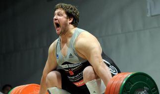 Gewichtheber Steiner vor Comeback: 399 Kilo als Ziel (Foto)