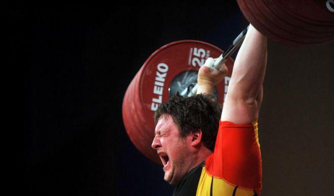 Gewichtheber Steiner will nach EM-Silber Team-Titel (Foto)