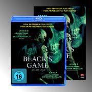 Gewinnen Sie mit news.de eine von zwei Blu-rays oder DVDs zum Film Black's Game.