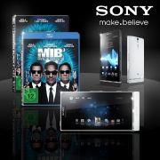 Gewinnen Sie eine DVD oder Blu-ray zu Men in Black 3.