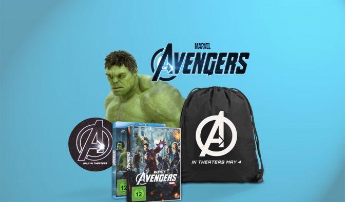Gewinnen Sie ein Fanpaket zum Heimkinostart von Marvel's The Avengers. (Foto)