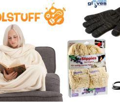 Gewinnen Sie mit news.de eines von drei großen Gadget-Wärme-Paketen von coolstuff.de. (Foto)