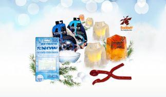 Gewinnen Sie mit news.de eines von drei Winterspaßpaketen von coolstuff.de. (Foto)