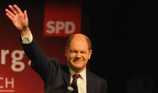Gewinner Scholz (Foto)