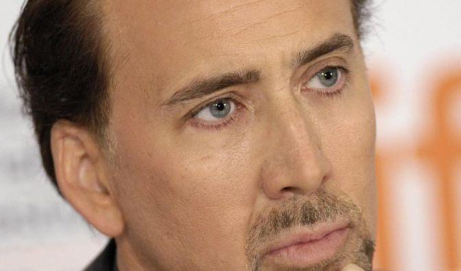 «Ghost Rider»: Nicolas Cage als teuflischer Rächer (Foto)