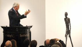 Giacometti Sotheby's (Foto)