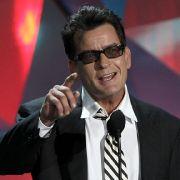 Gibt sich generös: Charlie Sheen spendet eine Million Dollar.