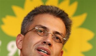 Gilt als Nachwuchshoffnung der Grünen: Tarek-Al-Wazir. (Foto)