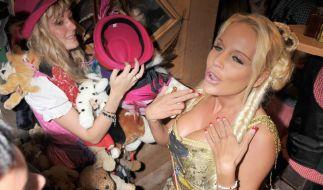 Gina-Lisa Lohfink: Ex-GNTM Blondine narrt die Bild-Zeitung. (Foto)