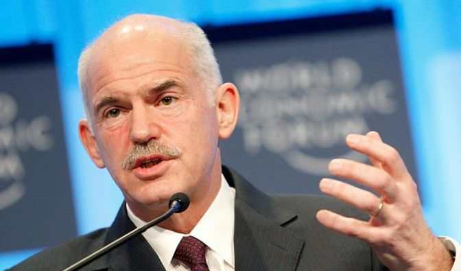 Giorgos Papandreou (Foto)