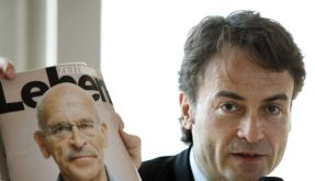 Giovanni Di Lorenzo mit Zeit-Magazin (Foto)