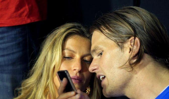 Gisele Bündchen und Tom Brady (Foto)
