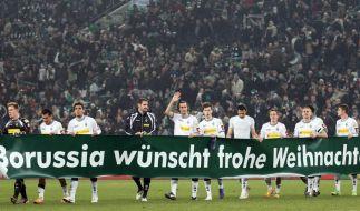 Gladbach-Coach Favre: «Wunder geht weiter» (Foto)