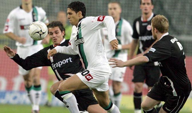 Gladbach verliert 1:2 gegen Frankfurt (Foto)