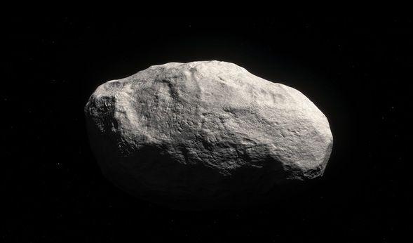 Gleich vier Asteroiden ziehen am Mittwoch an der Erde vorbei. (Foto)