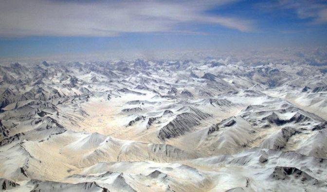 Gletscher schmelzen weniger stark als vermutet (Foto)