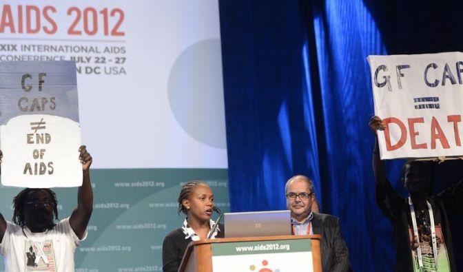 Globaler Aids-Fonds kündigt großangelegte Reform an (Foto)