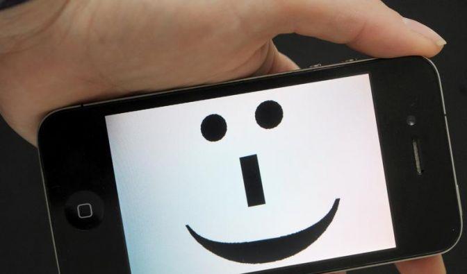 Glückwunsch :- Seit 30 Jahren lächelt sich ein Smiley durchs Netz (Foto)