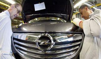 GM erwägt offenbar erneut Verkauf von Opel (Foto)