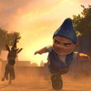 Gnomeo ist ein ziemlich cooler Gartenzwerg - die deutsche Stimme leiht ihm Bürger Lars Dietrich.