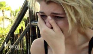 GNTM 2012 bei Pro7: Luisa bricht in Tränen aus (Foto)