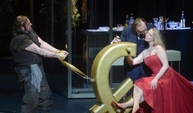 «Götterdämmerung»: Kriegenburgs «Ring» schließt sich (Foto)