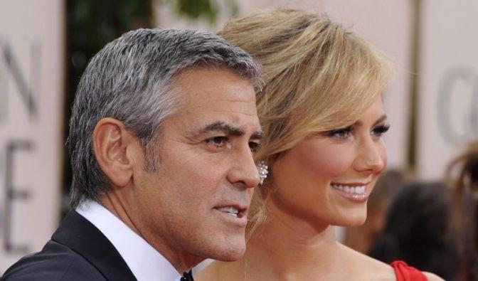 Golden Globe für Clooney als bester Drama-Schauspieler (Foto)