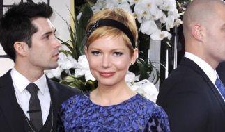 Golden Globe für Monroe-Darstellerin Michelle Williams (Foto)