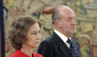 Goldene Hochzeit: Spanisches Königspaars feiert nicht (Foto)