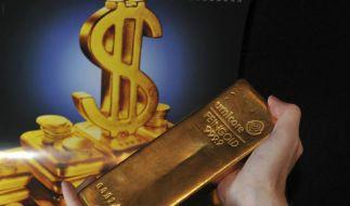 Goldpreis-Rekordjagd am Ende der «goldenen Dekade» (Foto)