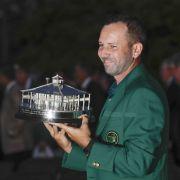 Sergio Garcia triumphiert bei Golf-Masters, Kaymer überzeugt (Foto)