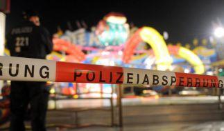 Gondel auf Bremer Volksfest reißt ab - Neun Verletzte (Foto)