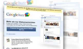 Google Buzz (Foto)