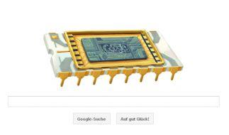 Google Doodle für Robert Noyce (Foto)