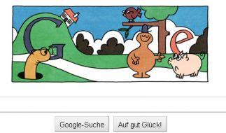 Google Doodle für Roger Hargreaves (Foto)