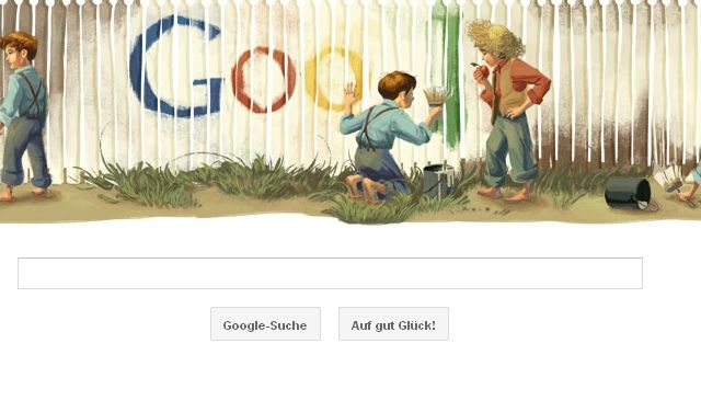 Google Doodle (Foto)