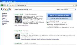 google earth (Foto)
